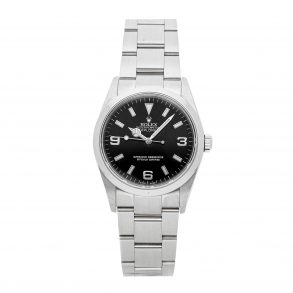 Men Casual Replica Rolex Explorer 114270 Case 36mm Mechanical Automatic